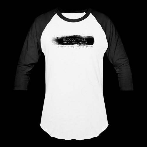 Bloodlit Radio 3 - Baseball T-Shirt