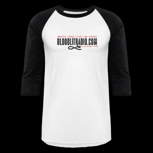 Bloodlit Radio 1 - Baseball T-Shirt