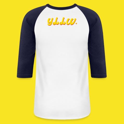 YLLW CLASSIC - Baseball T-Shirt