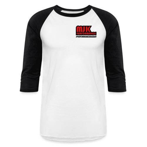 MJK Tshirt Frt Spreadshir - Baseball T-Shirt