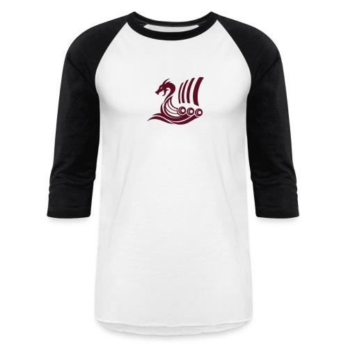 Raido Icon - Unisex Baseball T-Shirt