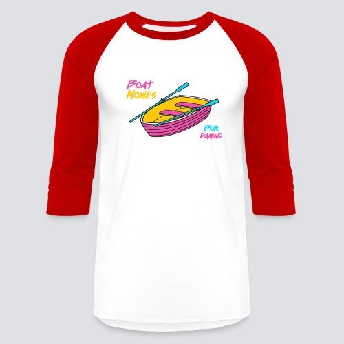boat monies - Baseball T-Shirt