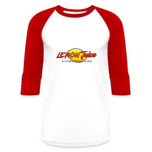 Lemon Juice - Baseball T-Shirt