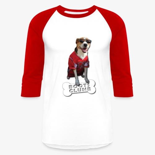 Boots Clune - Baseball T-Shirt