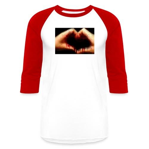 blackhearts - Baseball T-Shirt