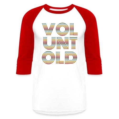 Voluntold Subdued - Baseball T-Shirt