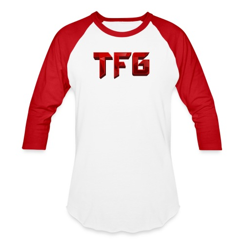 That Fox Gamer Logo - Baseball T-Shirt