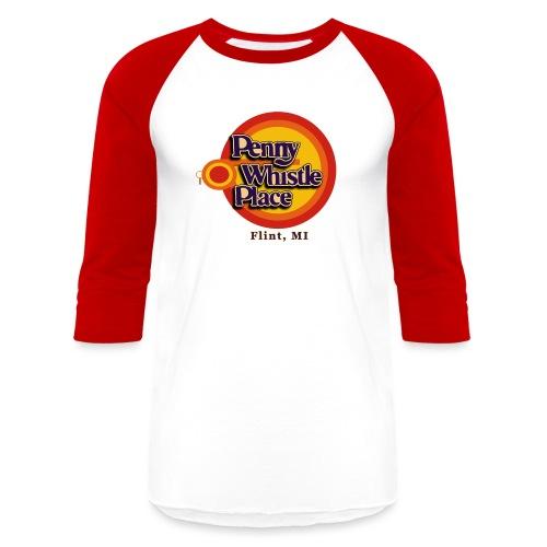 Penny Whistle Place - Baseball T-Shirt