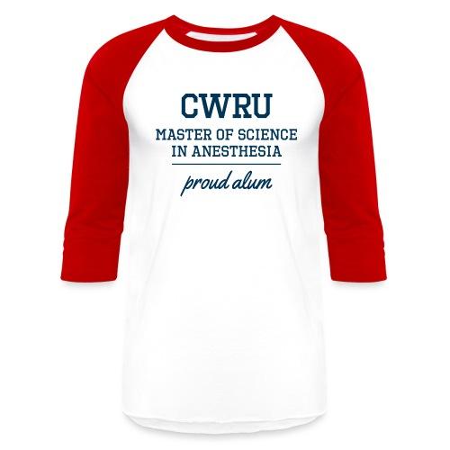 Proud Alum - Unisex Baseball T-Shirt