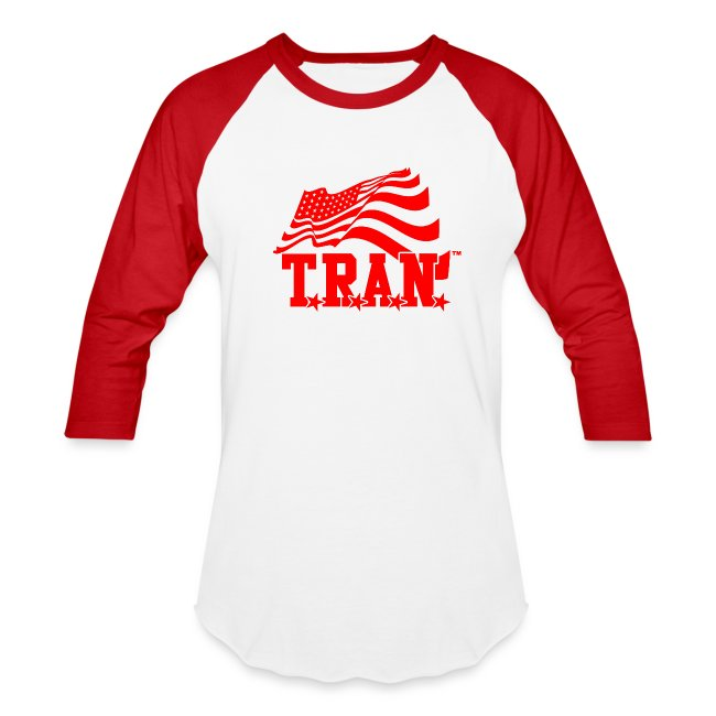 New Tran Logo Transparent RED png