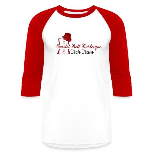 Tech Team - Unisex Baseball T-Shirt