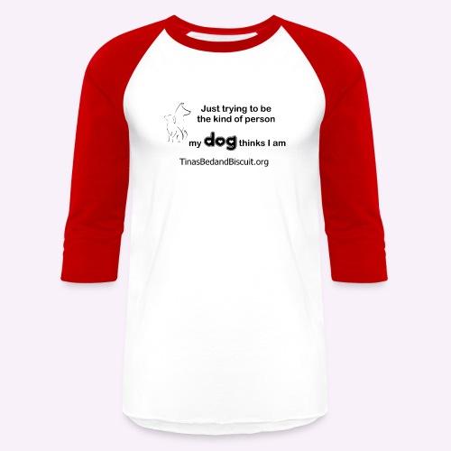 kind - Baseball T-Shirt