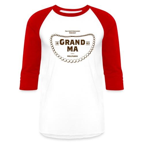 Grandma - Unisex Baseball T-Shirt