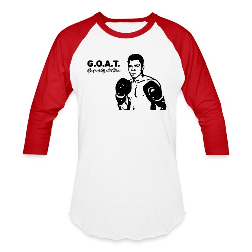 grapest ali - Baseball T-Shirt