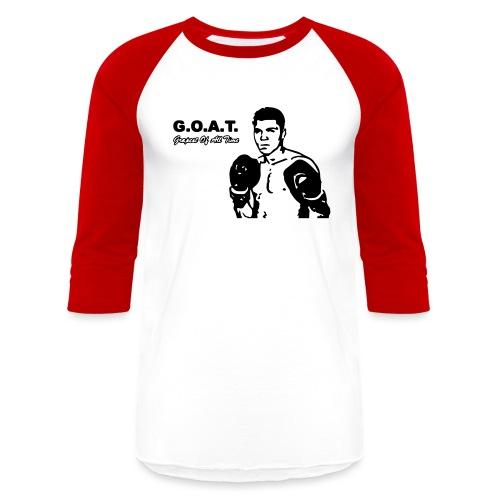 grapest ali - Unisex Baseball T-Shirt