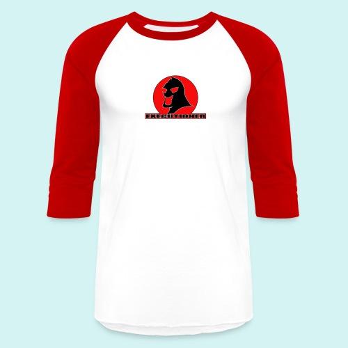 Executioner logo - Unisex Baseball T-Shirt