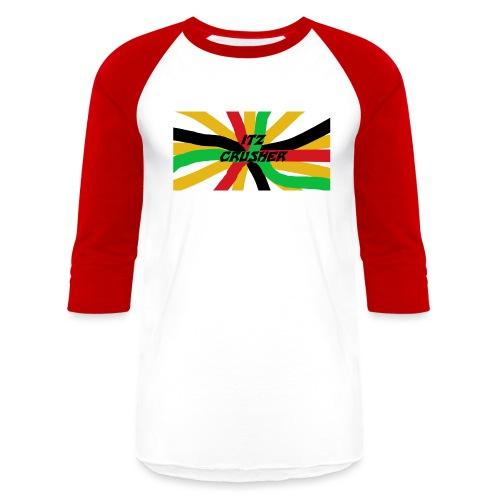 ITZ CRUSHER - Baseball T-Shirt