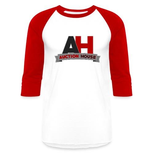 VB3aIUS 2 png - Unisex Baseball T-Shirt
