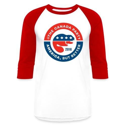 canadapartylogo - Baseball T-Shirt