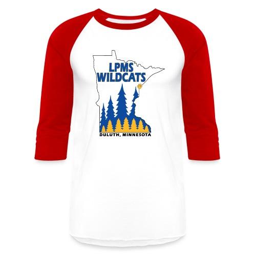 Minnesota Wildcats - Unisex Baseball T-Shirt