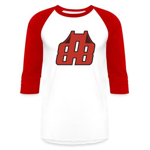 Bay Area Buggs Official Logo - Unisex Baseball T-Shirt