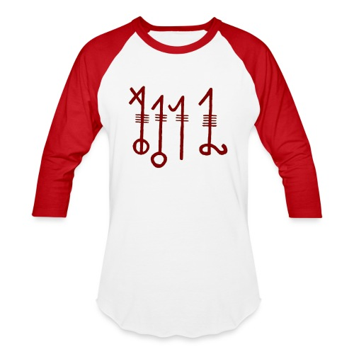 Svefnthorn (Version 2) - Unisex Baseball T-Shirt