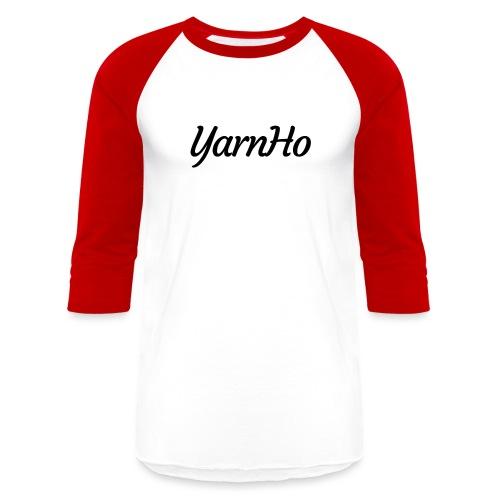YarnHo 2 - Unisex Baseball T-Shirt