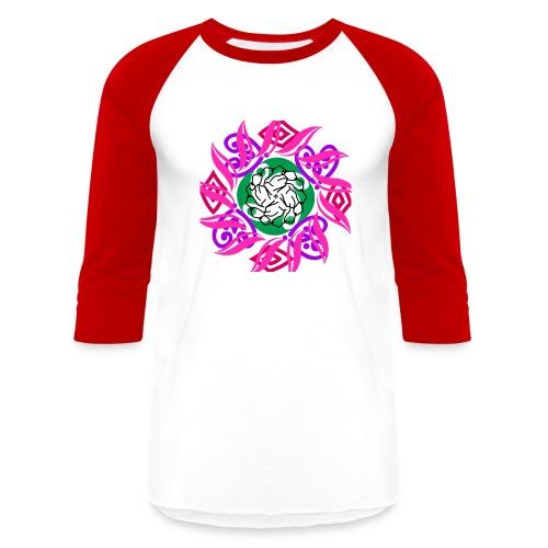 Theirhappy design - Baseball T-Shirt