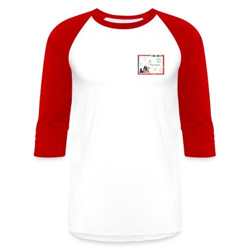 animals - Unisex Baseball T-Shirt