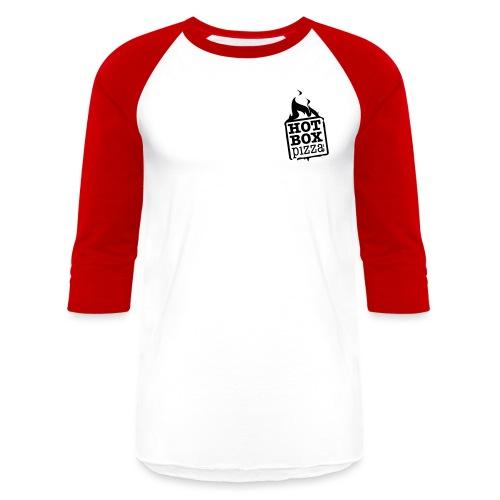 HBX LOGO - Baseball T-Shirt