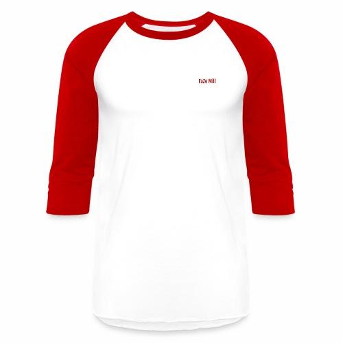 FaZe Mill - Unisex Baseball T-Shirt