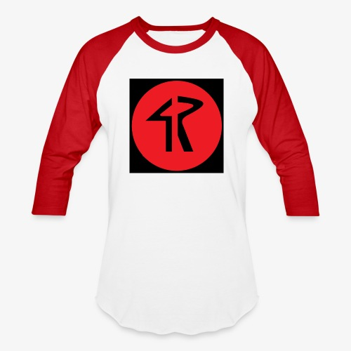 4R Logo - Baseball T-Shirt