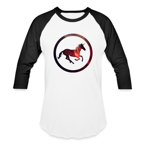 Believe Unicorn Universe 2 - Baseball T-Shirt