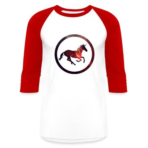 Believe Unicorn Universe 2 - Baseball T-Shirt