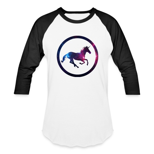 Believe Unicorn Universe 1 - Baseball T-Shirt