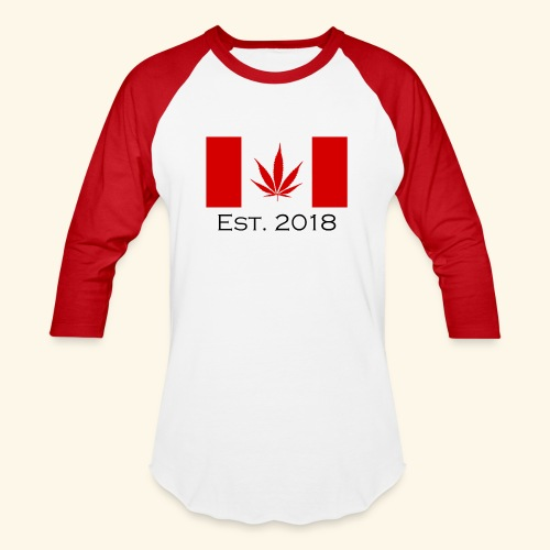 Legalization - Unisex Baseball T-Shirt