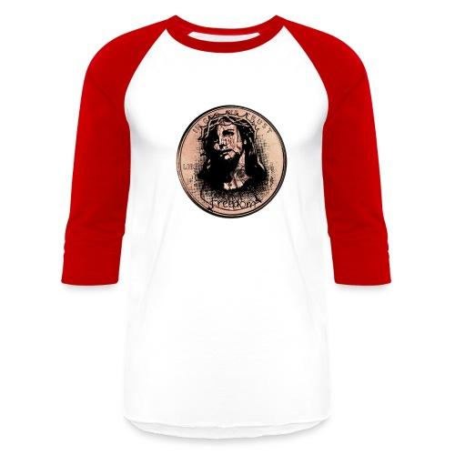 IN GOD WE TRUST - Baseball T-Shirt