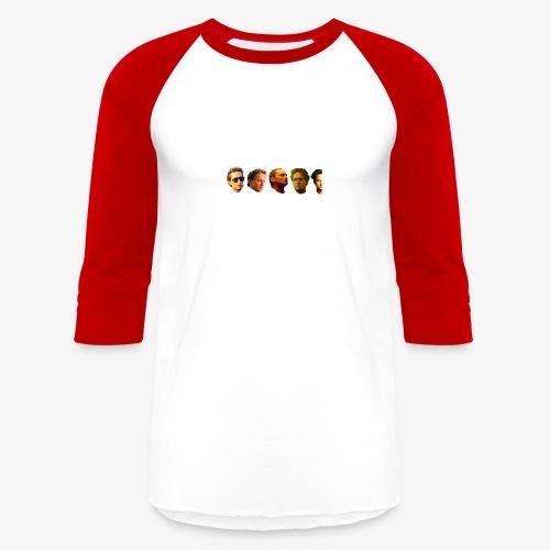 4 and 1/2 Douglases - Unisex Baseball T-Shirt
