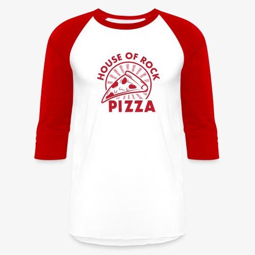 HOR Pizza Red - Baseball T-Shirt