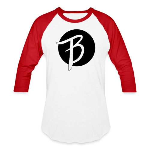 The BLSSD logo - Unisex Baseball T-Shirt