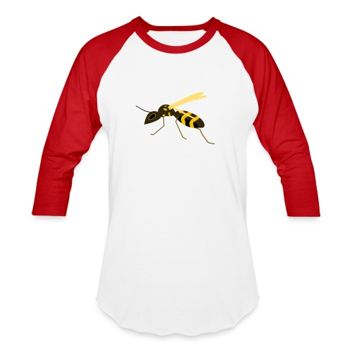OWASP Juice Shop Evil Wasp - Baseball T-Shirt