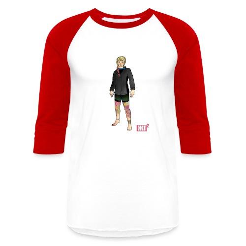 Ringen - Baseball T-Shirt