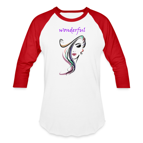 WONDERFUL - Baseball T-Shirt