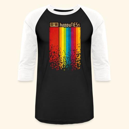 happyNESs - Baseball T-Shirt