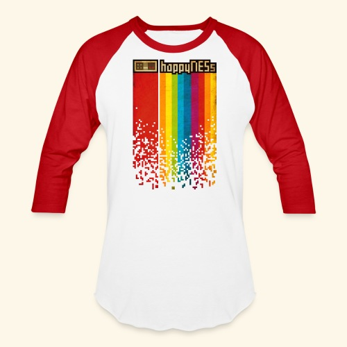 happyNESs - Unisex Baseball T-Shirt