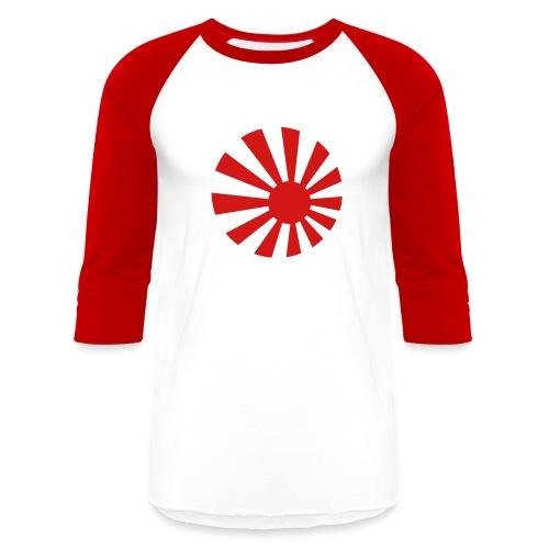 Japan Symbol - Axis & Allies - Unisex Baseball T-Shirt
