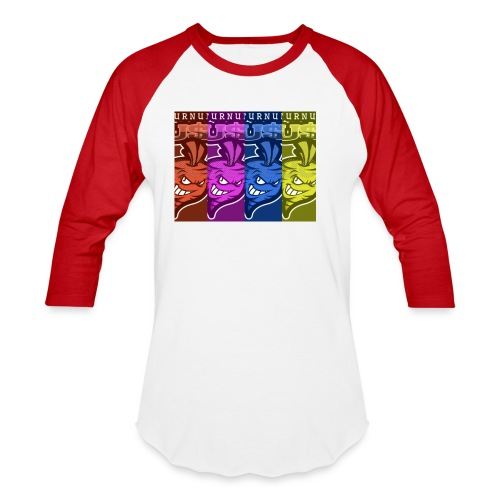 turnup juice - Unisex Baseball T-Shirt