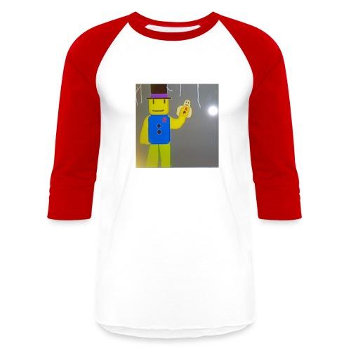 304811192 1026411581 funtime noob - Unisex Baseball T-Shirt