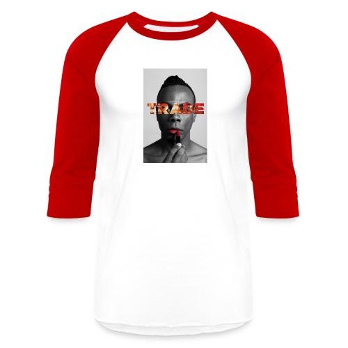 Trade - Shawn/Coco - Unisex Baseball T-Shirt