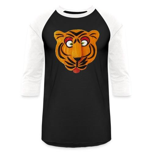 Timmy Tiger - Unisex Baseball T-Shirt